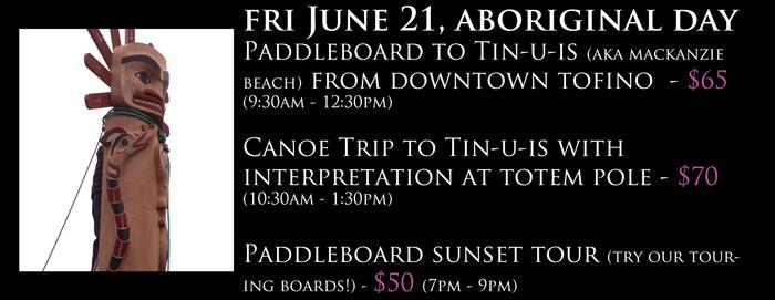 Canoe Trip Aboriginal Day