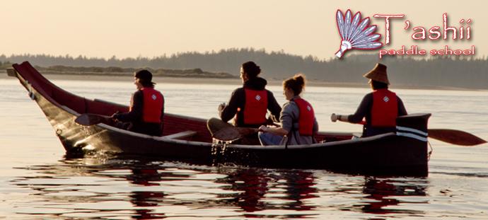 tofino canoe tour