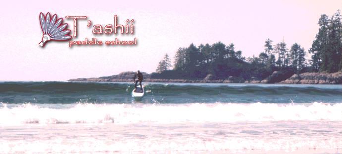 Surf SUP Tofino
