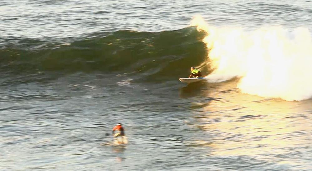 big wave sup