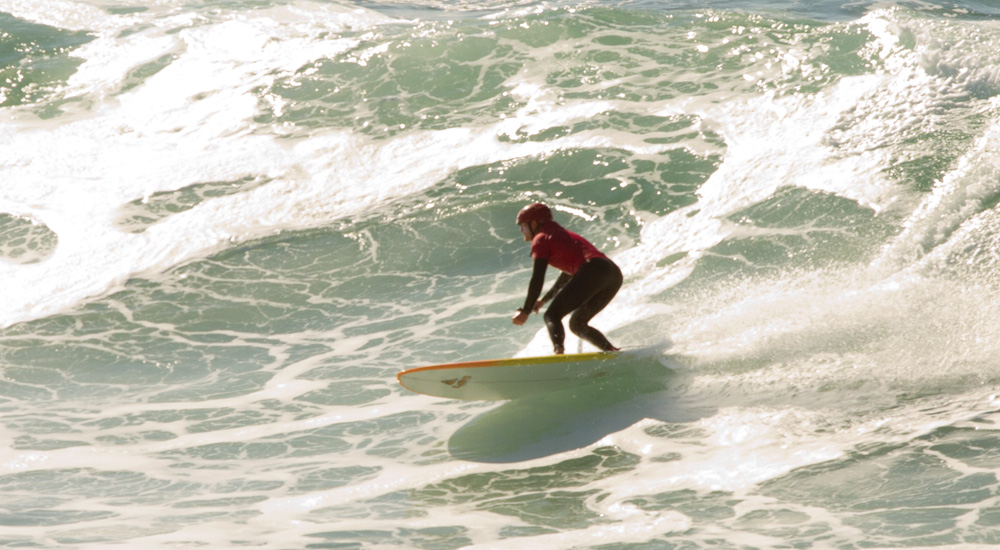 sup surfing