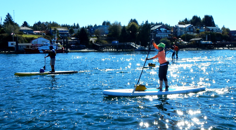 paddle canada sup touring