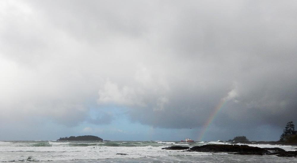 rainbow coast guard