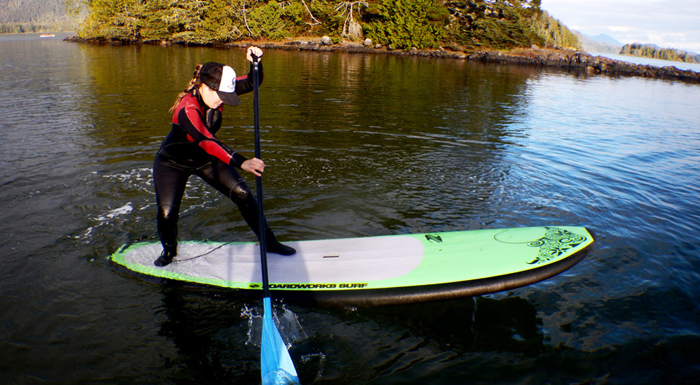 tofino-paddleboarding-inlet