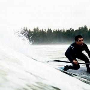 tofino paddleboarding